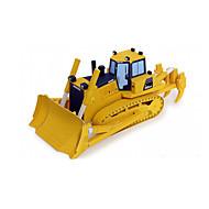 Puzzle Zestaw DIY Zabawki 3D Cegiełki DIY Zabawki Wózek widłowy