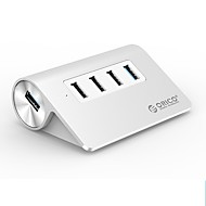 orico orico m3h4 usb3.0 7ポート5gbps 1mcable otg ledハブ