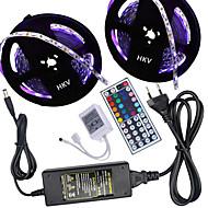 72W ライトセット 6000-7000 lm AC100-240 V 10 m 300 LEDの RGB