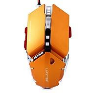 G50 pelihiiri 4000 dpi 10 painikkeet optinen langallinen ammattimainen mekaaniset peli hiiriä tukea makro ohjelmointi