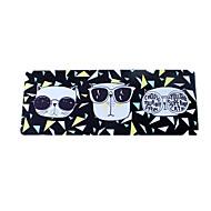 بارد القط الأسود ماوس الوسادة للماء الكرتون نمط القماش الألعاب ماوس الوسادة 78 سنتيمتر * 30 سنتيمتر