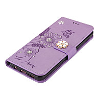 Case voor Galaxy S8 Plus S8 Kaarthouder Portemonnee Stand Flip Magnetisch Diy Full Body Butterfly Flower Hard Pu Leer S7 Rand S7 S6 Rand