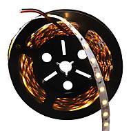 36W LED-es szalagfények 3500-3600 lm DC12 V 5 m 300 led Meleg fehér Fehér