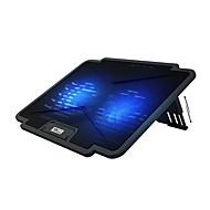 Stativ Ajustabil Suport cu adaptor Pliabil altele laptop Macbook Laptop Stativ și Adaptor Stați cu ventilator de răcire Metal