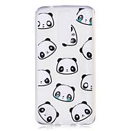 Tok lg h502 x hálózati ház fedél panda minta festett nagy behatolás tpu anyag imd folyamat lágy tok telefonos tok k8