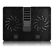 Stativ Ajustabil Pliabil altele laptop Macbook Laptop Toate - În - 1 Stați cu ventilator de răcire Metal