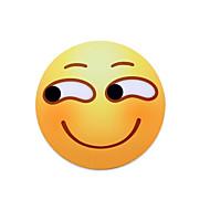 mr.vivi 웃음 표현 마우스 패드 둥근 미소 마우스 패드 패드 20 * 20cm