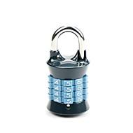 Päälukko 1533eurnblk salasanan lukitus 4-numeroinen salasana matkatavara riippulukko lukitussalasana salasanan lukitus