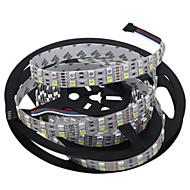 72W フレキシブルLEDライトストリップ 6950-7150 lm DC12 V 5 m 300 LEDの RGB
