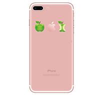 IPhone 7 7 plusz rajzfilm minta tpu puha hátlap az iPhone 6 plusz 6s plusz iphone 5 se 5s 5c 4s