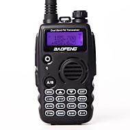 Baofeng uv-a52 walkie-talkie uhf vhf dvokanal bf a52 cb radio 128ch vox camo boja dual display primopredajnik za lov radio