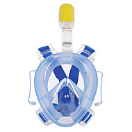 Ronjenje Maske Anti-Magla Vodootporno Sprječava ulazak vode Maske za cijelo lice 180 stupnjeva Ronjenje WINMAX