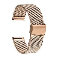 Voor huawei horloge 2 20mm milanese horlogeband voor huawei horloge 2 roestvrijband band metalen band armband