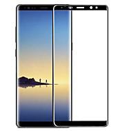 Σκληρυμένο Γυαλί Προστατευτικό οθόνης για Samsung Galaxy Note 8 Ολόσωμο προστατευτικό οθόνης Υψηλή Ανάλυση (HD) Επίπεδο σκληρότητας 9H