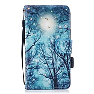 voor case cover kaarthouder portemonnee met standaard flip magnetisch patroon full body case boom hard pu leer voor Samsung Galaxy J5