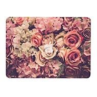 "MacBook Hoes voor MacBook Air 13"" MacBook Air 11"" MacBook Pro 13'' met Retina-scherm Bloem TPU Materiaal"