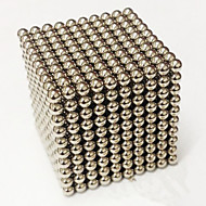 Mágneses játékok 1000 Darabok 3 MM Stresszoldó Mágneses játékok Rubik-kocka Executive Toys Puzzle Cube Ajándék