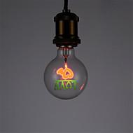 1pcs g80 αγάπη e27 κλασική vintage ρετρό edison ελαφρύ aerolux στυλ sparking λαμπτήρα φώτα Χριστουγέννων για το σπίτι ac220-240v