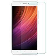 Edzett üveg Képernyővédő fólia mert Xiaomi Xiaomi Redmi Note 4X Kijelzővédő fólia 9H erősség Robbanásbiztos Karcolásvédő Anti-ujjlenyomat