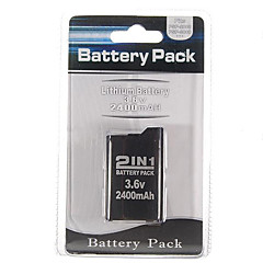 Battery Pack for PSP 2000/3000 (2400mAh)