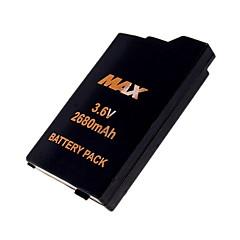 bateria de substituição para a PSP slim/2000 (2680mAh)