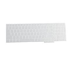 Silizium-Tastatur shileld acer 6930 (transluzent weiß)