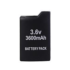 Rechargeable Battery Pack for PSP (3600mAh)