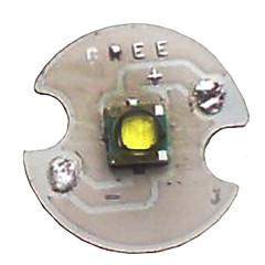 크리어 xpe WC-Q5 LED 이미 터 14mm 기본 플래쉬 램프