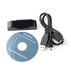 USB-harddisk overføringskabel kit for Xbox 360 (sort)