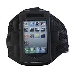 Sportiva fascia da braccio per iPhone 4 - Nero