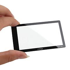 fotga® Premium-LCD-Screen-Panel Schutzglas für Sony NEX-3 / NEX-5