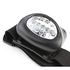 Verlichting LED-Zaklampen / Hoofdlampen LED 50 Lumens 1 Mode - 10440 / AAA Super Light / Compact formaat / Klein formaatAluminium