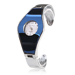 Stainless Steel Bracelet Band Wrist Watch - Blue Cool Watches Unique Watches