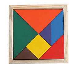 modelage bois tangram iq casse