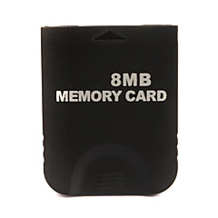 8MB Memory Card for Wii GC
