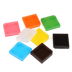 cristal de housse de protection le cas de cartes pour NDSL (couleurs assorties)
