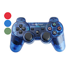 Controller DualShock 3 Wireless GOiGame per PS3 - Colori assortiti