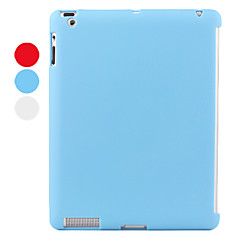 Protective TPU Case for iPad 2/3/4 (Assorted Colors)