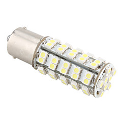 1156 68 SMD LED White Light Bulb for Car