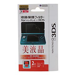 Screen Protector de pantalla para 3ds
