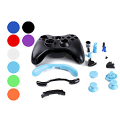Deksel sak for Xbox 360-kontrolleren (assorterte farger)
