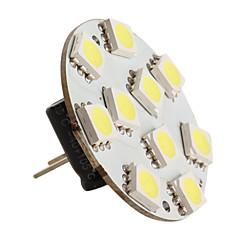 g4 5050 SMD 21-LED 0.6W 126lm lâmpada rgb para carro (12V DC)