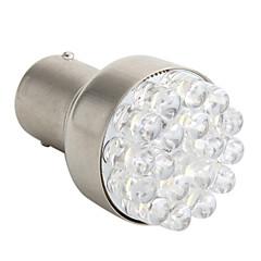 자동차 브레이크 램프 (12V)를위한 1156 1.5W 18 LED 백색 전구