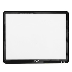 JYC Pro Optical Glass LCD 2.5 Inches Universal Screen Protector