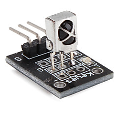 Bricolaje Electrónica (para arduino) Módulo de receptor del sensor de infrarrojos
