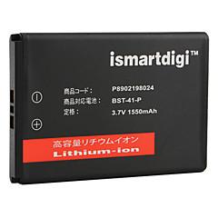 소니 에릭슨 xperia 1, xperia X2, xperia X10에 대한 ismart 1550mah 배터리