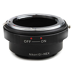 Nikon AF (g) Objektivanschluss an Sony NEX-7 NEX-5 NEX-3 NEX5 nex3 NEX-VG10-Adapter