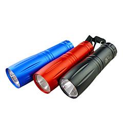 mini-1-Mode LED Flashlight (1xAA, couleur aléatoire)