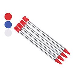 versenkbaren Stylus Pen für 3ds (4-Pack, farblich sortiert)