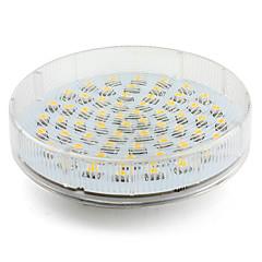 4W GX53 Lâmpadas de Foco de LED 60 SMD 3528 200 lm Branco Quente AC 220-240 V
